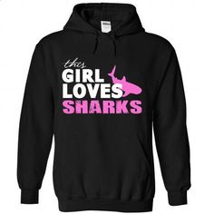 sharks - #mens hoodies #street clothing. GET YOURS => https://www.sunfrog.com/No-Category/sharks-2069-Black-Hoodie.html?id=60505