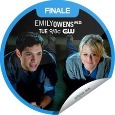 Emily Owens M.D.: Emily and... The Leap The Cw, Stickers, Tv, Television Set, Decals, Television