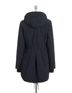 Marques | Manteaux | Manteau à coquille souple avec capuchon | La Baie D'Hudson