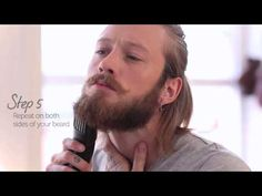 How to Trim a Beard   The Art of Manliness - YouTube