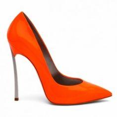 Orange!  <3  Cazadei Spring 2012