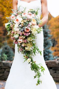 13+Alternative+Wedding+Bouquet+Ideas+via+@mydomaine