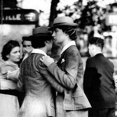 Fritz Henle, Paris, 1938