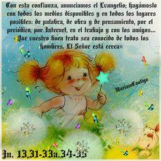 MIL VECES VALDRÍA MÁS AMAR Y SUFRIR, QUE NUNCA AMAR Dios mío misericordioso, que con pasión me amaste en mi miseria y pequeñez, hoy quiero agradecértelo. Quiero poner en tus ma - See more at: http://mariamcontigo.blogspot.com/2016/04/testigos-del-mandamiento-nuevo.html#sthash.qVP6F7eG.dpuf