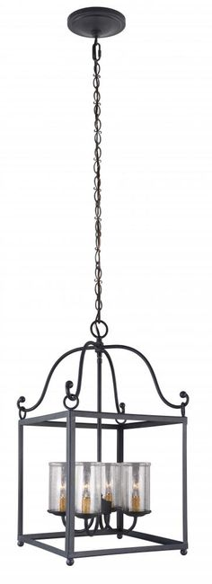 Island Pendant Light -   4 - Light Pendant fixture : MTRD | Annapolis Lighting