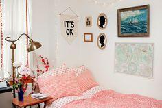sweet dorm room