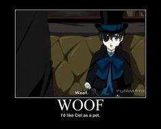 black butler memes - Google Search  CAN I ADOPT YOU LIKE I DID WITH TAMAKI!