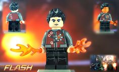 LEGO CW : Firestorm   by MGF Customs/Reviews