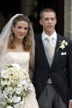 Royal Weddings - Photos through the years (BridesMagazine.co.uk) (BridesMagazine.co.uk)Prince Louis of Luxomburg marries Tessy Antony
