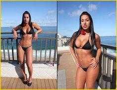 Hot Dani Bolina  Image 7331 - more at http://modell.photos Topmodel Catwalk 2014 Fashion @modell.photos