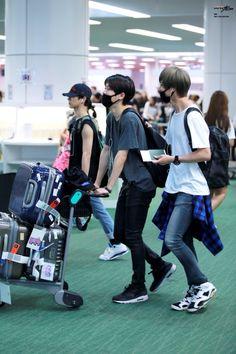 Hansol, Jaehyun and Ten #SMROOKIES