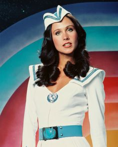 Erin Gray Buck Rogers in the 25th century