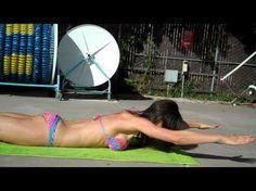 SWIM DRYLAND : Pilates for Swimmers @gabrielle lazzarino  thought of u