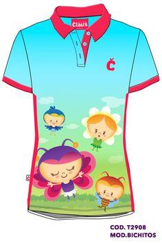 Moda Claus | Batas para educadora, Mandil para educadora y Batas para maestras Polo Shirt, Mens Tops, Shirts, Fashion, Kids Church Decor, Diy And Crafts, Outfits, Short Stories, Sunday School