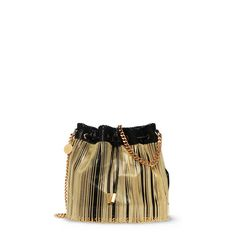 Shop the Falabella Chain Fringed Bucket Bag by Stella Mccartney at the official online store. Discover all product information.