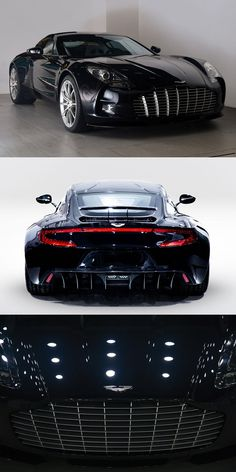 Rare And Extreme Aston Martin Has Shockingly Few Miles. Place the winning bid and you'll be helping a good cause in the process. Aston Martin Cars, Aston Martin Lagonda, Sexy Cars, Hot Cars, Dream Car Garage, Best Luxury Cars, S Car, Car Tuning, Transportation Design
