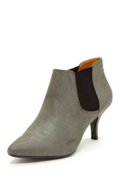 4f158ad21a46 Alyssan Ankle Bootie Fancy Gowns