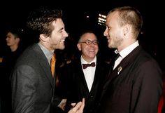 Jake Gyllenhaal James Schamus Heath Ledger Venice - A look back at Jake Gyllenhaal and Heath Ledger's friendship