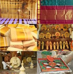Kerala | South India | Textile Holiday | Textile Tour