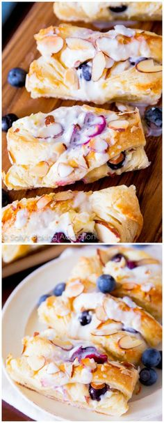 Click through to learn how to make unbelievable cream cheese danish at home!