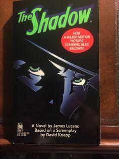 The Shadow film novelization