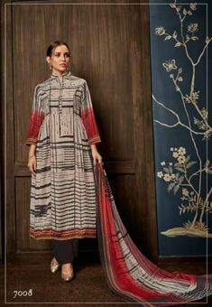 Buy Kalki Aafia Wollen Pashmina Salwar Suit 7008 Cool Things To Buy, Stuff To Buy, Salwar Suits, Winter Collection, Suits For Women, Chiffon, Pure Products, Womens Fashion, Dresses