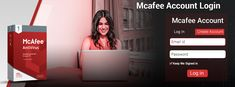 Mcafee Account Login - Login Into your mcafee account in simple steps.Go to home.mcafee.com. After that Click My Account. Then click Log in.