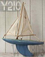 Framed Sailboat I