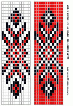 native american beading patterns | barrette-for-native-american-beading-6a1