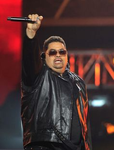 Heavy D    Rapper Heavy D died of a pulmonary embolism (a blood clot in his lung) on November 8 at age 44.