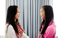 """""""Identical twins adopted from China by two different Ontario families grow up 400 km apart"""""""