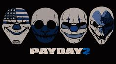Payday 2 Wallpaper http://wallpapers-and-backgrounds.net/payday-2-wallpaper