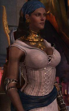 Isabela Dragon Age 2