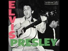 Elvis Presley - I Love You Because - YouTube