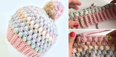 In this article we are going to learn to crochet a beautiful puff stitch beanie designed by Claudetta Crochet. What always surprised me about crochet world was that one certain stitch can create such a different appearances that it is sometimes impossible to believe that one single technique was behind all of this projects. For… Read More Puff Stitch Beanie