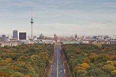 Berlin la Siegessäule