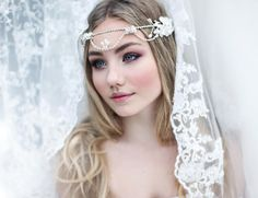 wedding hair pieces - Google Search