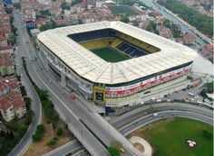 Estadio del Fenerbache- Estambul