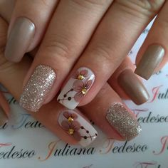 27 - Erogenous Acrylic Stiletto and Different Nails 2020 Winter Designs, Erogenous Acrylic Stiletto and Different Nails 2020 Winter Designs 27 - Wonderful Nail designs of the year 2020 - 1 In winter, stiletto nails are alw. Trendy Nails, Cute Nails, Hair And Nails, My Nails, Nail Art Designs, Essie Nail Colors, Short Square Nails, Acrylic Nail Shapes, Neutral Nails