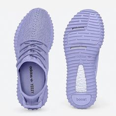 Light purple Yeezy Boost