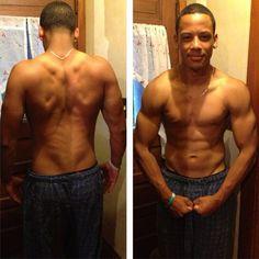 Obtén Masa Muscular!