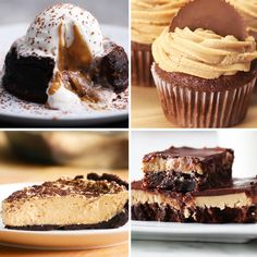 5 Mouth-Watering Peanut Butter Chocolate Recipes by Tasty