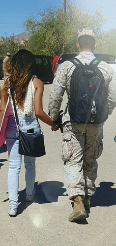 2nd deployment Homecoming.  My daughter, Reunited with her husband.