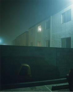Todd Hido, From series Homes at Night (Apartments), date unknown
