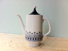 Modern German teapot