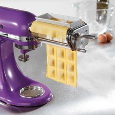 Accessorio per Robot da cucina - Set per ravioli