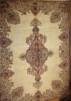 People are known for unique design, richness of color  textile, varied patterns and quality of weave. Since ancient times, Persian carpets are synonymous with magnificence, royalty and prestige.
