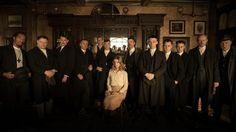 Garrison Tavern in Peaky Blinders