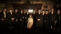 Garrison Tavern in Peaky Blinders
