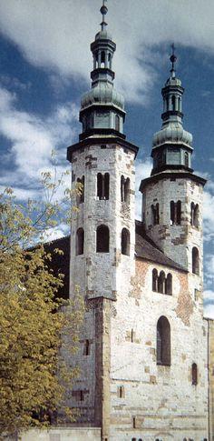 Romanesque church of St. Andrew, Krakow, Poland